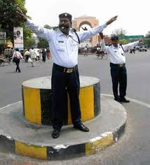 lucknow-traffic-cops